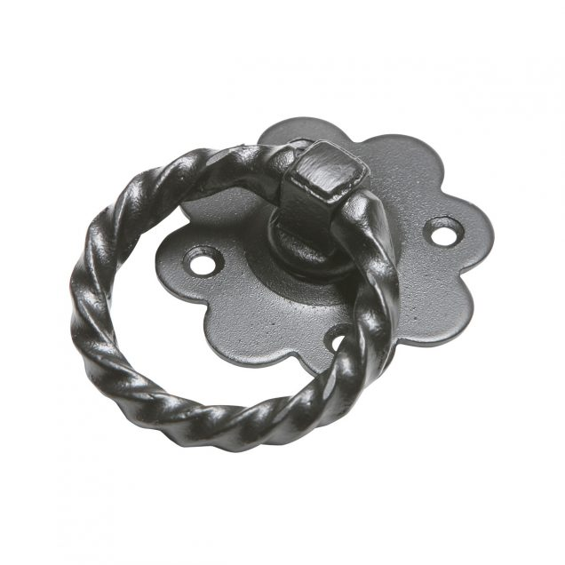 Smooth Twist Design Ring Handle 3981
