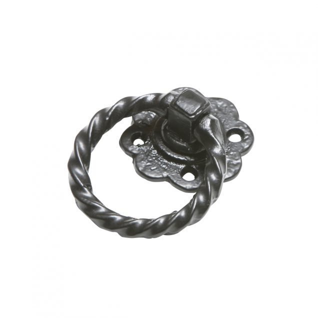 Antique Rope Ring Handle 679