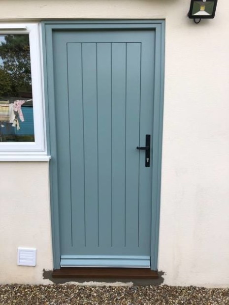Submitted  by Churchview Joinery