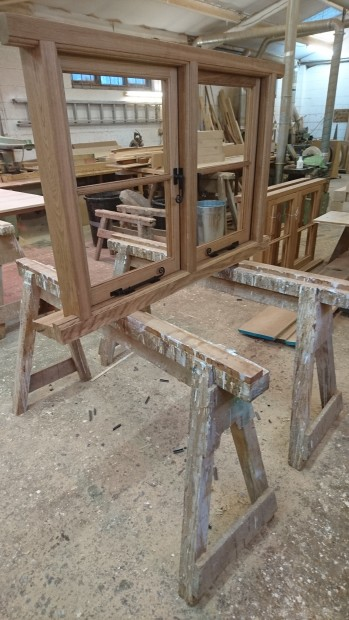 Submitted by AJB Joinery Services Ltd